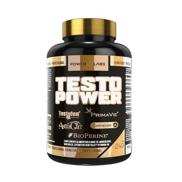 Testo Power - 240 Tabletas
