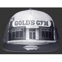 Gorra the origin snapback de Gold's Gym