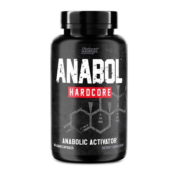 Anabol Hardcore - 60 Cápsulas