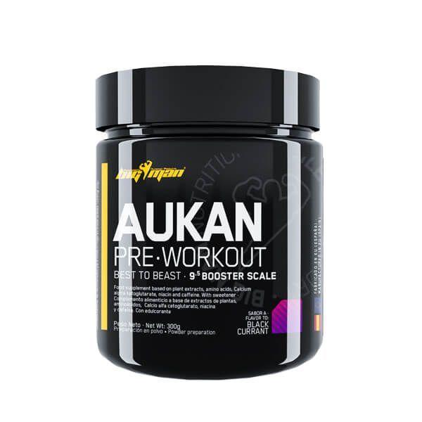 Aukan Pre Workout - 300g