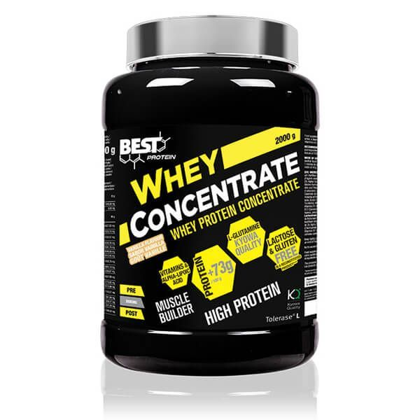 Whey Concentrate - 2Kg
