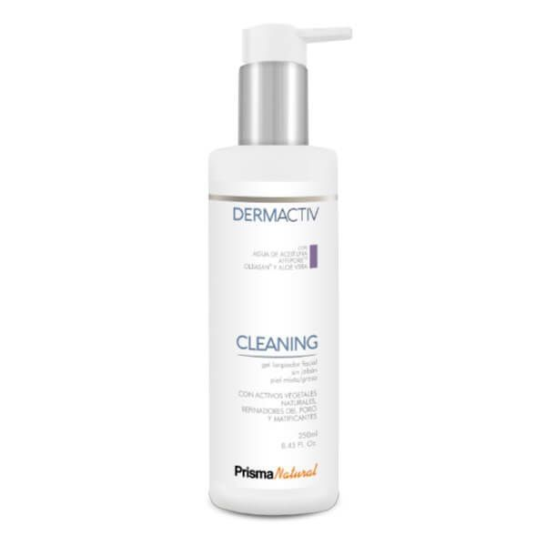 Dermactiv Cleaning (Limpiador Facial sin Jabón Piel Mixta/Grasa) - 250ml