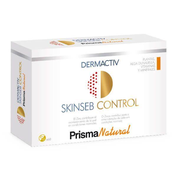 Skinseb Control Dermactiv - 60 Cápsulas