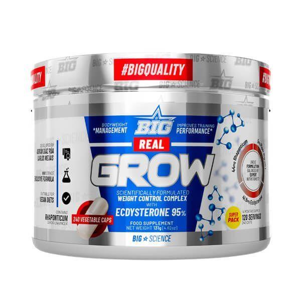 Real Grow - 240 Cápsulas