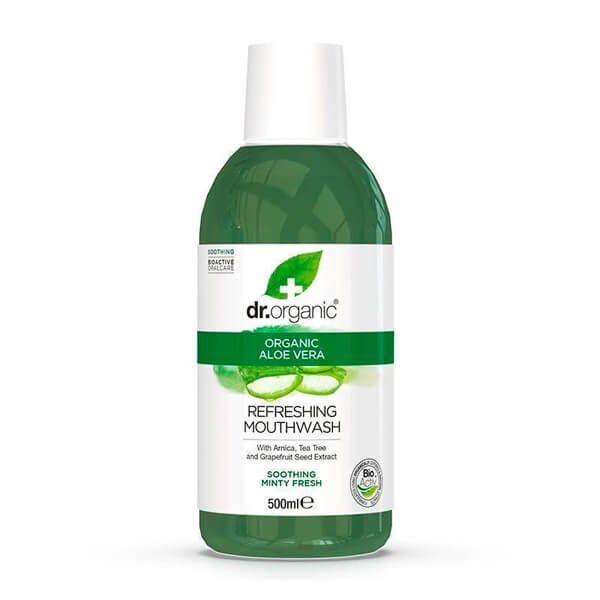 Aloe vera refreshing mouthwash - 500ml