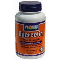 Quercetina con bromelina - 120 Cápsulas vegetales