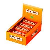 Raw bite bar 50g - 12 uds