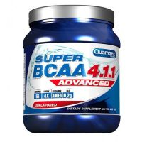 Súper BCAA 4:1:1 Advanced de 400 tabletas de Quamtrax (BCAA Ramificados)
