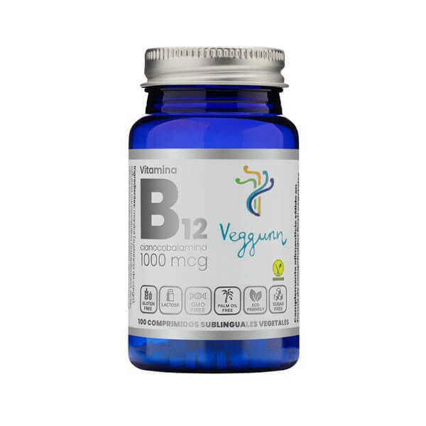 Vitamina B12 Flash - 100 Tabletas sublinguales