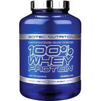 100% Whey Protein de 2,35kg de la marca Scitec Nutrition (Proteina de Suero Whey)