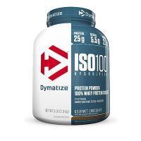 ISO 100 Hydrolized de 2,2kg del fabricante Dymatize (Proteína de Aislado de Suero Isolate)