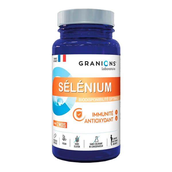 Selenio - 60 Cápsulas