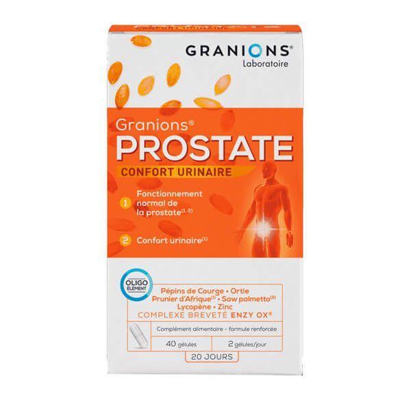 Próstata - 40 Cápsulas