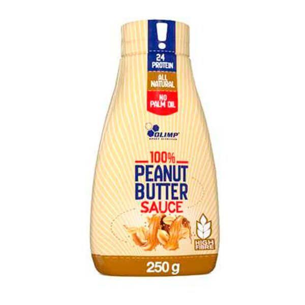 100% Peanut Butter Sauce - 250g