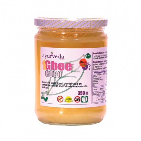 Ghee con Aceite de Coco Ecológico - 350g