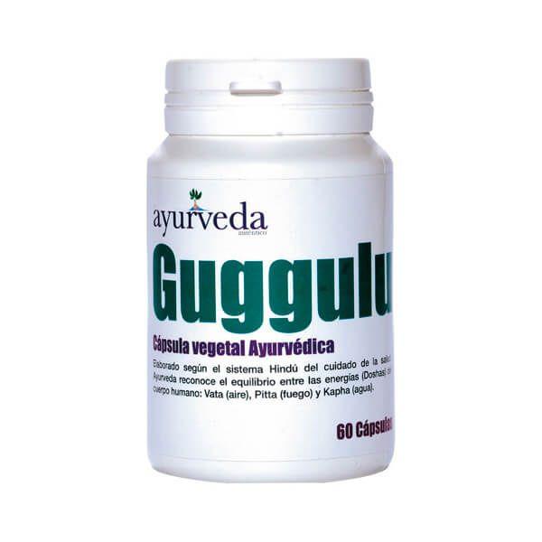 Guggulu - 60 Cápsulas