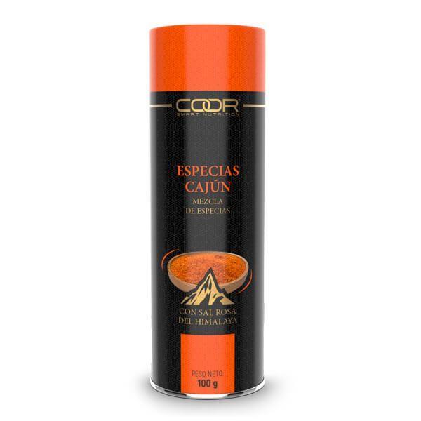 Especias Cajún - 100g