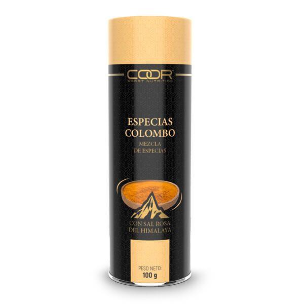 Especias Colombo - 100g