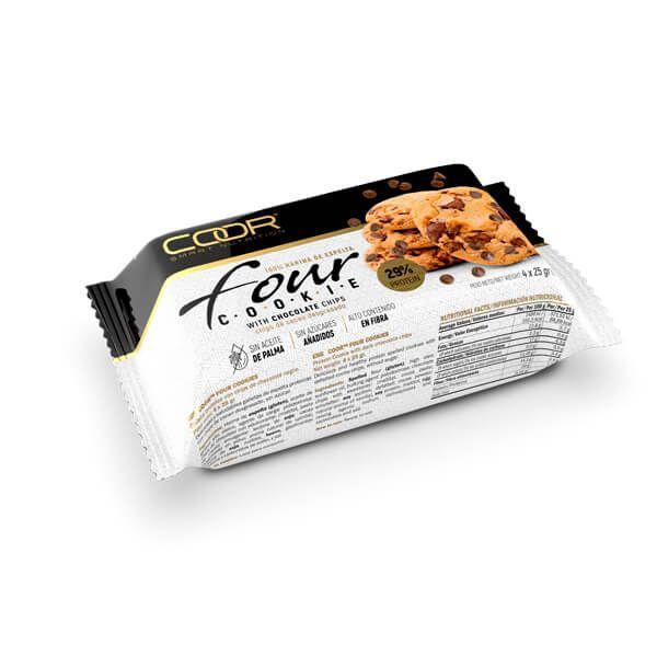 Galletas Four Cookie - 100g
