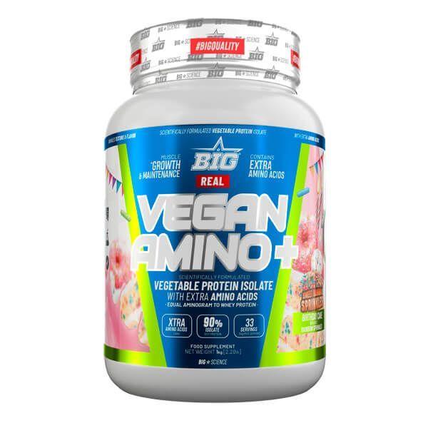 Real vegan amino+ - 1kg