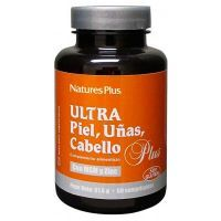 Ultra Piel, Uñas, Cabello Plus - 60 Tabletas