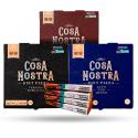 Pack 4 Bandejas de Hamburguesas + 3 Diet Pizza Cosa Nostra
