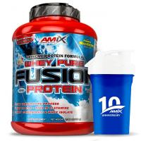 Whey Pure Fusion - 2.3 kg + Shaker de REGALO