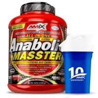 Anabolic Masster - 2.2Kg + Vaso Mezclador de REGALO
