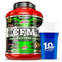 CFM Nitro Protein Isolate - 2kg + Vaso Mezclador de REGALO