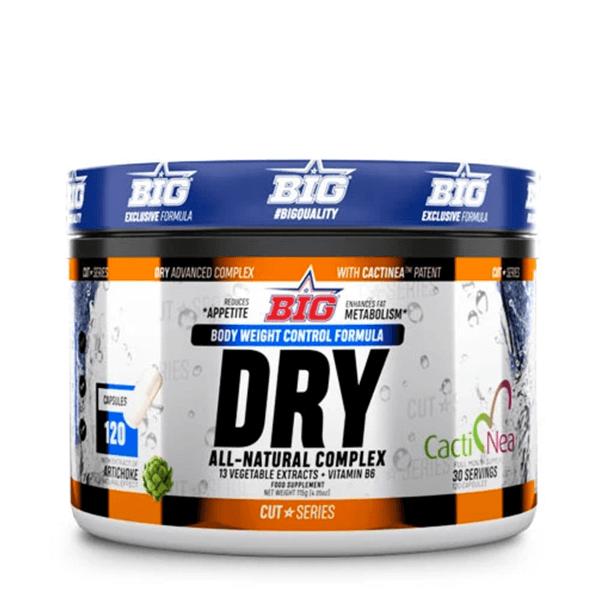 Dry Complejo Diurético - 120 cápsulas