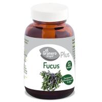 Fucus 510mg - 30 Cápsulas Vegetales