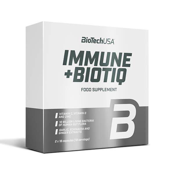 Immune+Biotiq - 36 Cápsulas