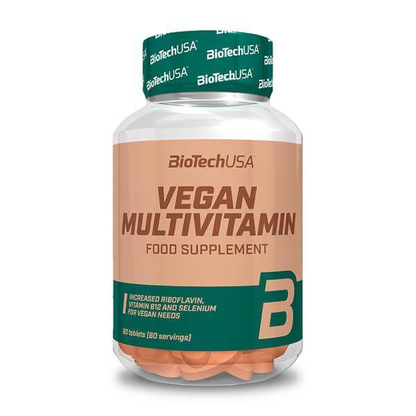 Vegan Multivitamin - 60 Tabletas