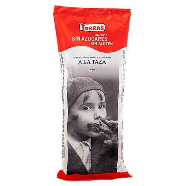 Chocolate en Polvo a la Taza Sin Azúcar - 180g