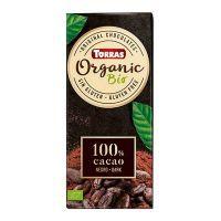 Tableta de Chocolate Negro 100% Cacao - 100g