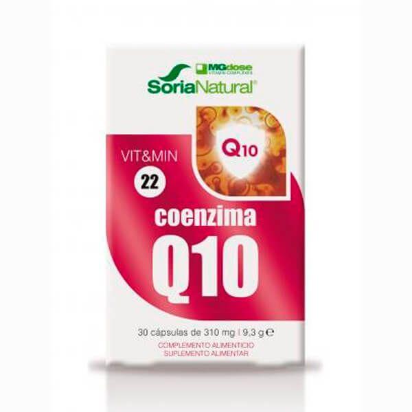 Coenzima Q10 - 30 Tabletas