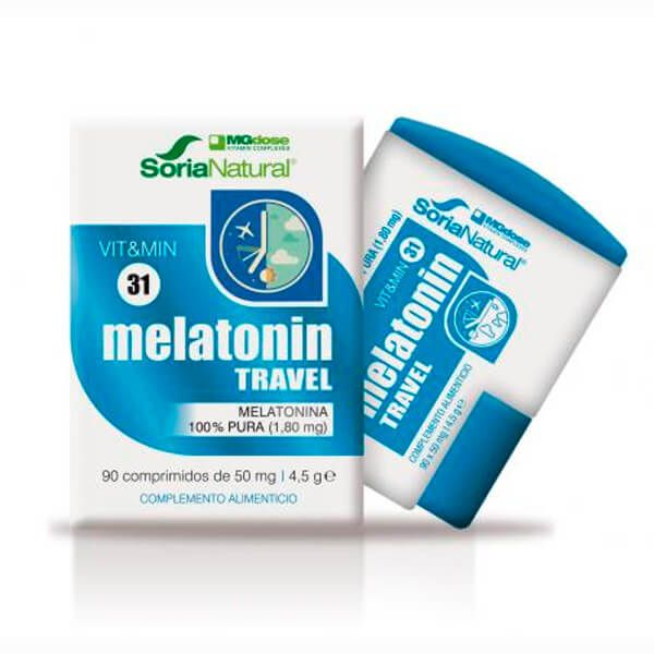 Melatonina Travel - 90 Tabletas