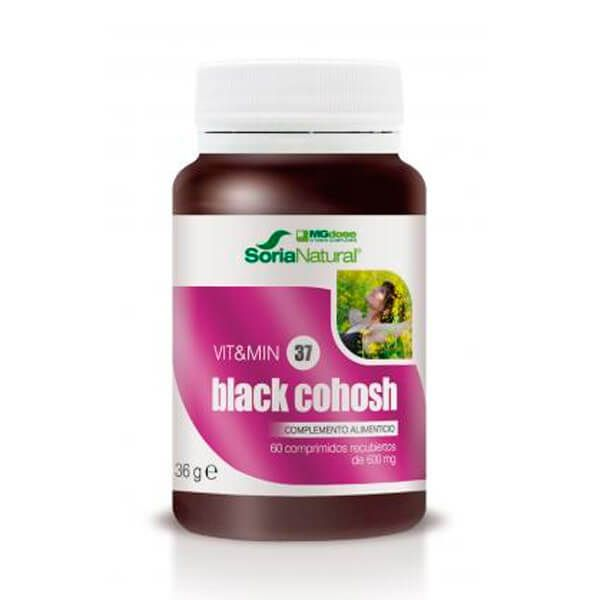 Black Cohosh - 30 Tabletas