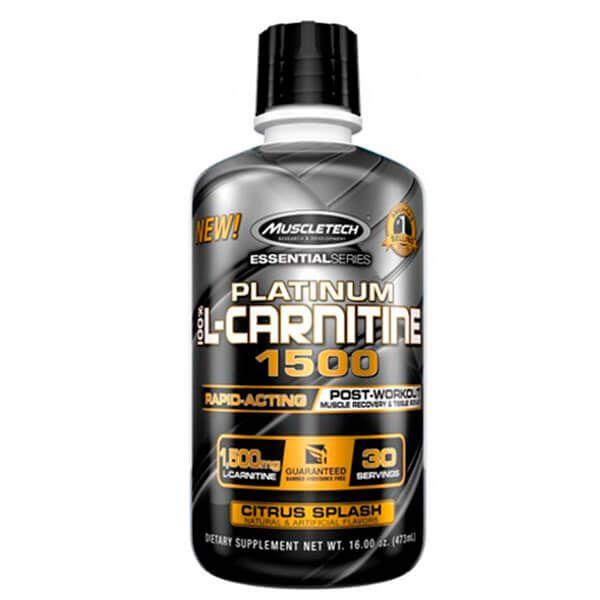 Platinum L-Carnitina Liquida - 475ml