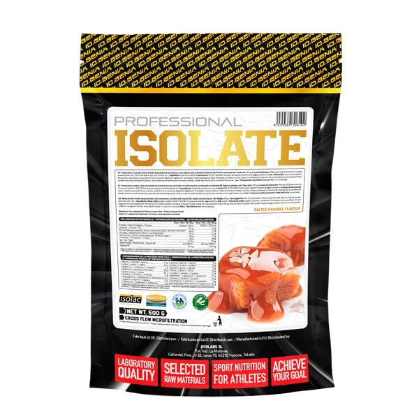 Isolate Profesional - 500g