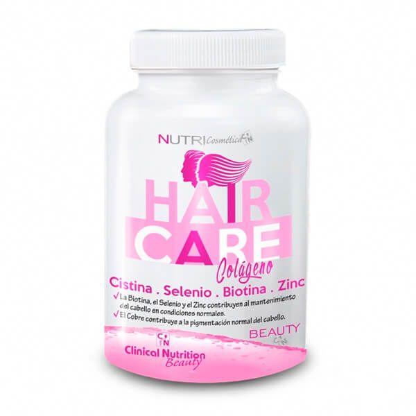 Hair Care Colágeno - 180 Tabletas