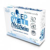Sleep Well Melatonina - 30 Tabletas