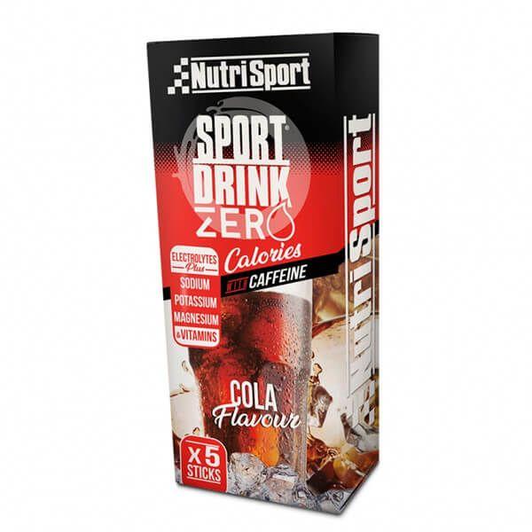 Sport Drink Zero Cafeína - 5 Sticks