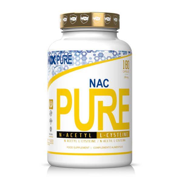 NAC Pure - 180 Cápsulas