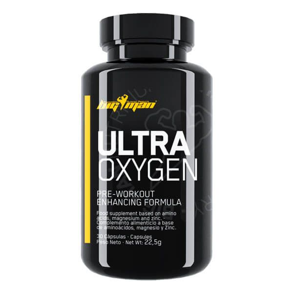 Ultra Oxygen - 30 Cápsulas
