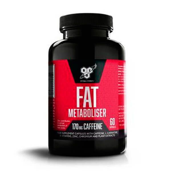FAT Metaboliser - 60 Cápsulas