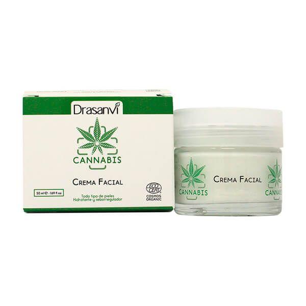 Crema Facial Cannabis BIO - 50ml