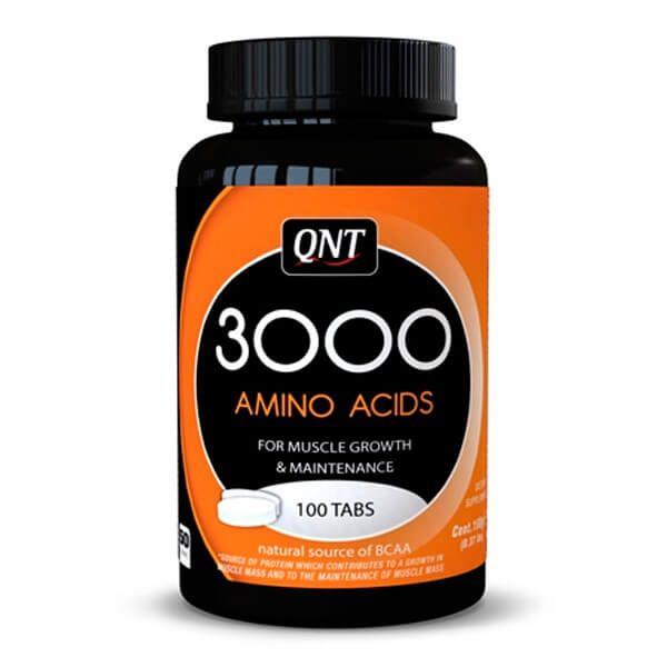 Amino Acid 3000mg - 100 Tabletas