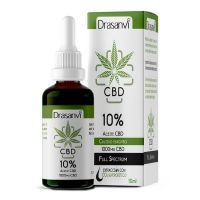 Aceite CBD 10% - 10ml