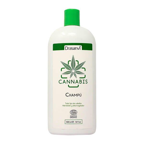 Ecocert bio cannabis shampoo - 500ml